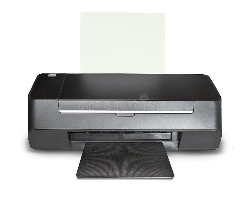 Imprimante photographie stock libre de droits