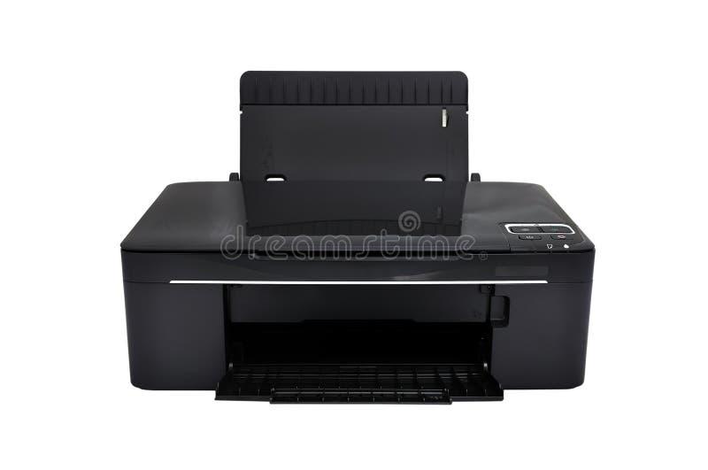Imprimante complète photo libre de droits