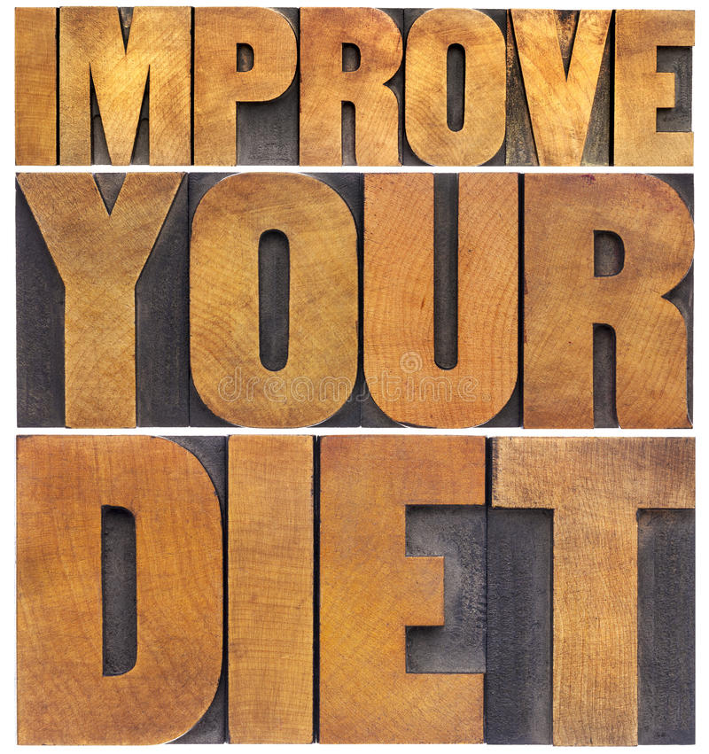 Download Improve Your Diet Royalty Free Stock Photos - Image: 37860238