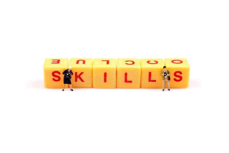 Download Improve your skills stock image. Image of figures, improvement - 16096667