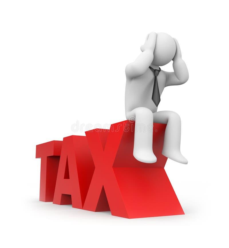 Impuesto libre illustration