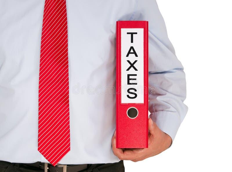Impuesto sobre actividades económicas fotos de archivo libres de regalías