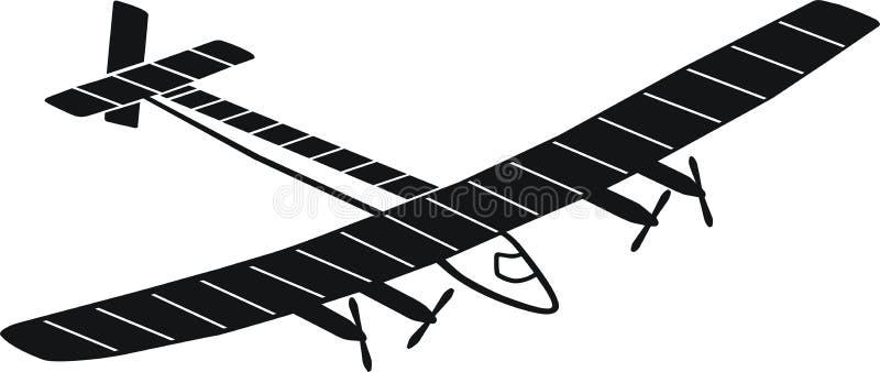 Impulsion solaire illustration stock