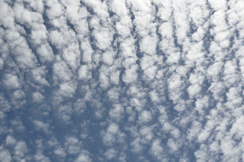 Impulso das nuvens imagens de stock royalty free