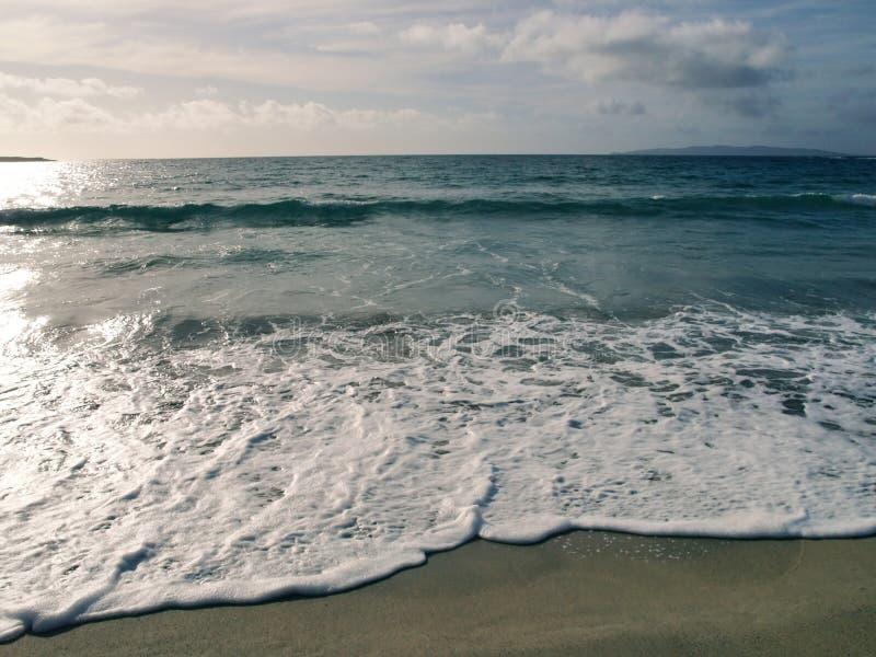 Impulso dell'oceano immagini stock