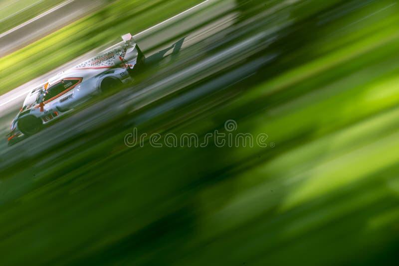 IMSA : Étalage continental d'épreuve sur route de pneu du 4 août photo stock