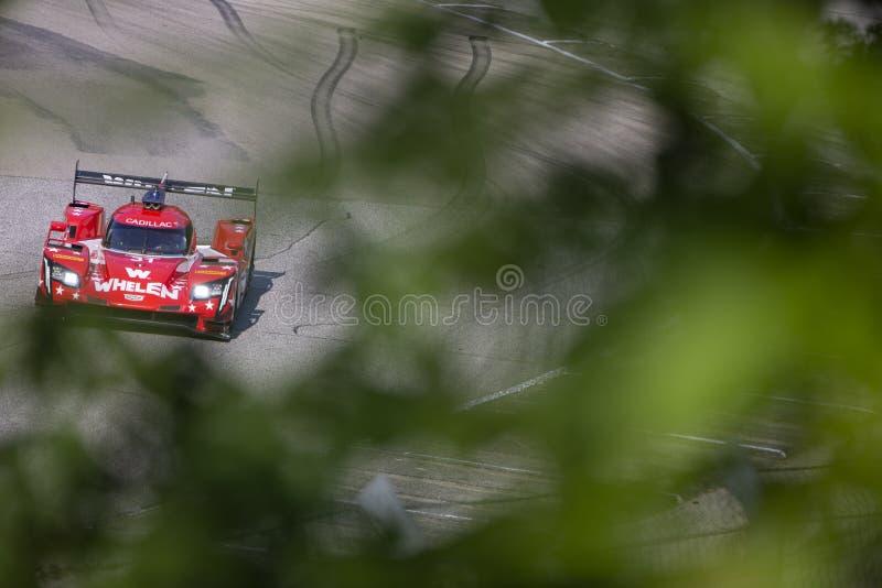 IMSA : Étalage continental d'épreuve sur route de pneu du 4 août photo libre de droits