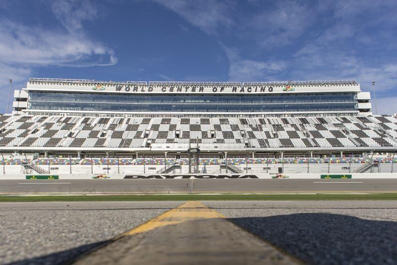 IMSA: Am 25. Januar 24 Stunden bei Daytona stockfotos