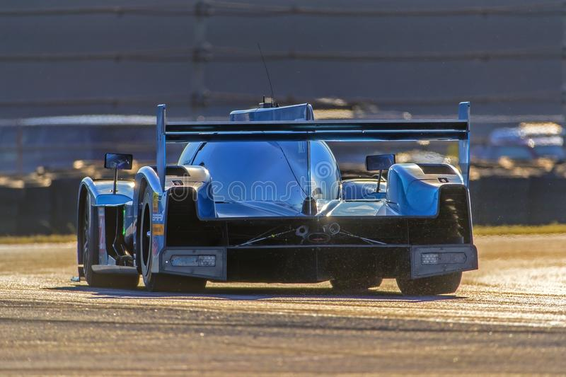 IMSA: Januari 06 Roar Before The Rolex 24 royaltyfri bild