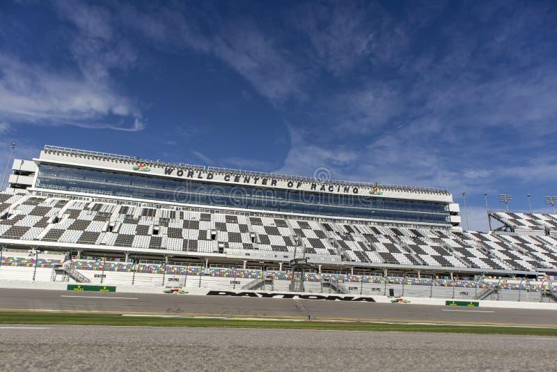 IMSA: Stycznia 25 BMW wytrzymałości wyzwanie Przy Daytona obraz stock