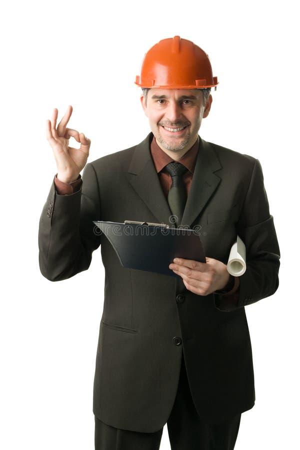 inżynier zdjęcia stock