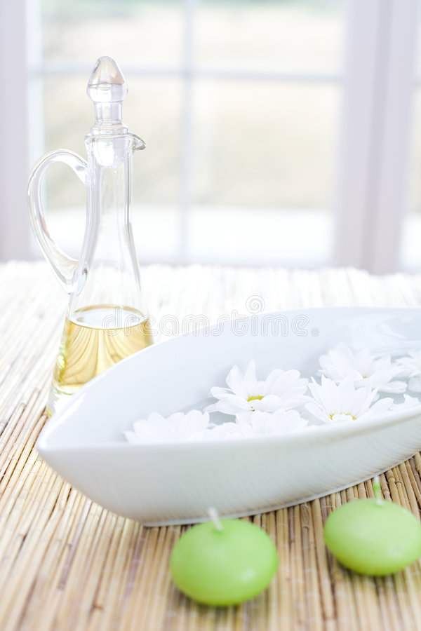 Free In The Beauty Salon Stock Image - 4930611
