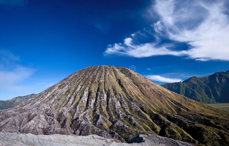 inaktiv vulkan royaltyfri foto