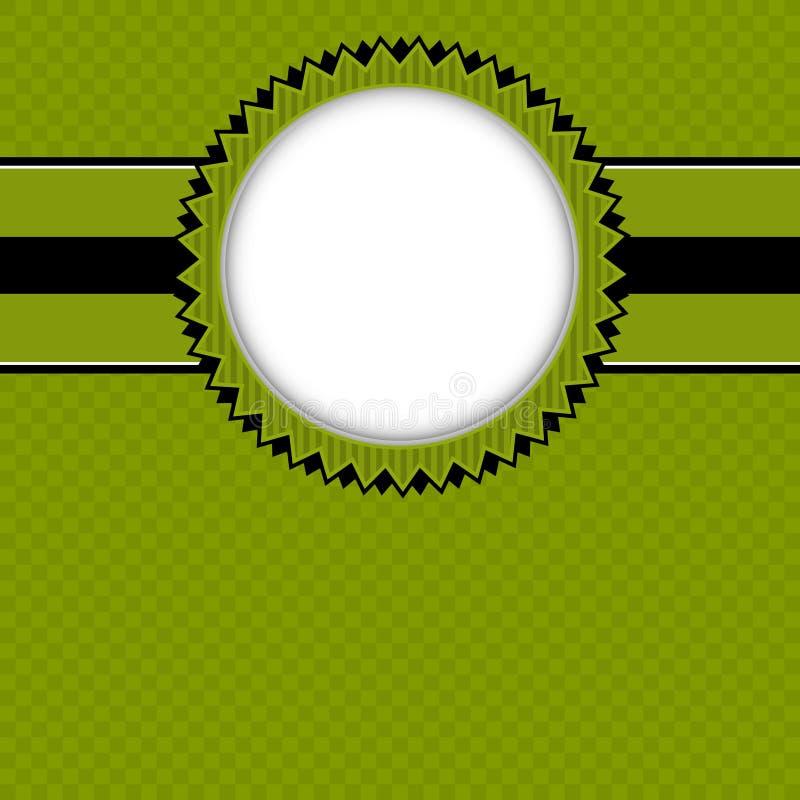 Inbjudankort vektor illustrationer