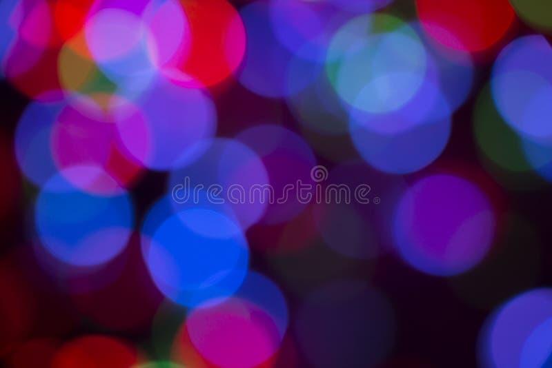 Inbokad röd bleubakgrund arkivfoton