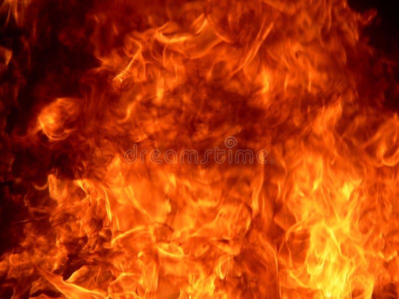 Incêndio 02 Imagem de Stock