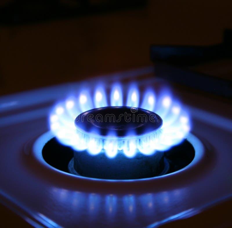 Incêndio azul fotos de stock
