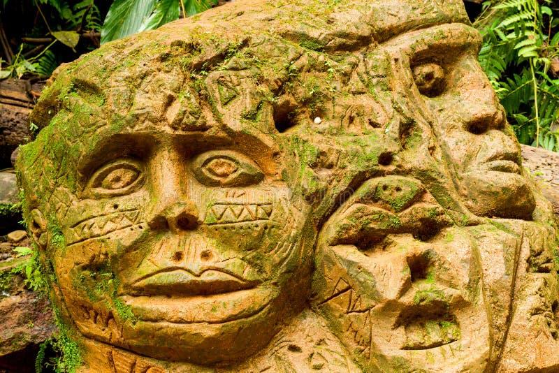 Inca Ancient Sculpture fotos de stock royalty free