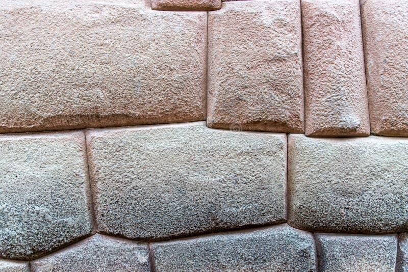 Inca Architecture royaltyfri foto
