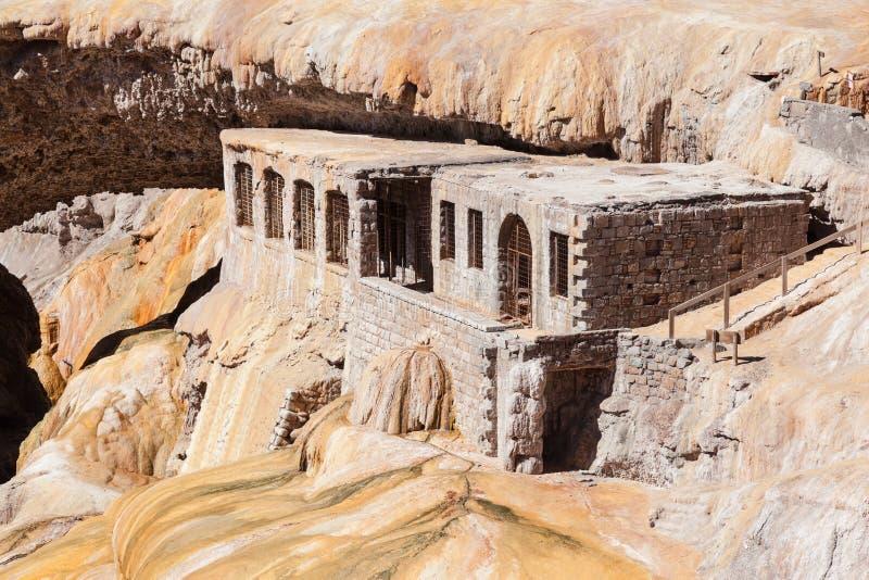 Inca Bridge Andes fotos de stock royalty free
