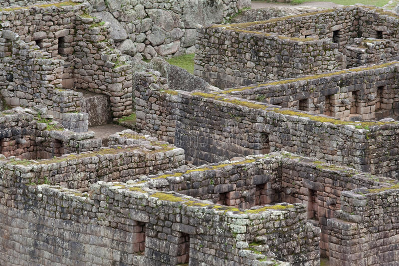 Inca Ruins royalty free stock photos
