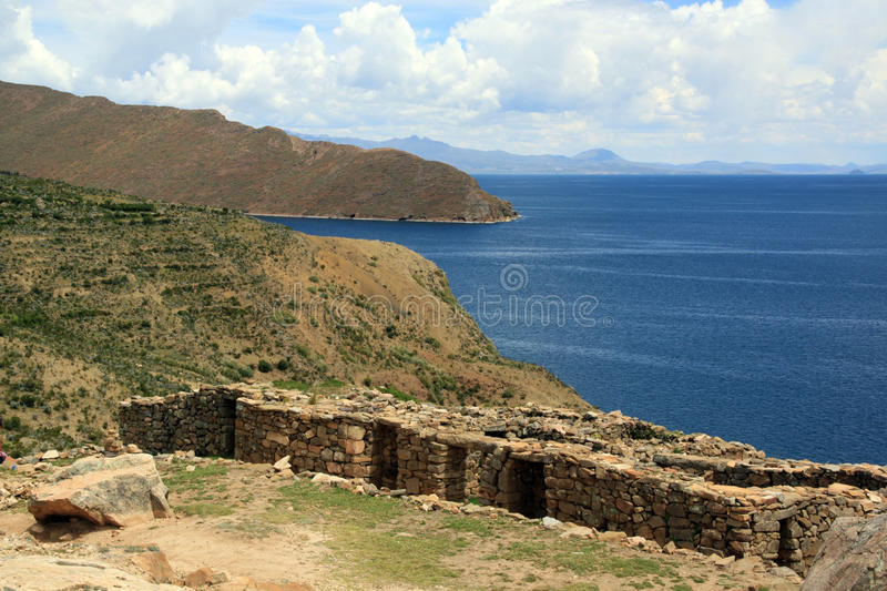 Download Inca ruins stock image. Image of scenics, house, stone - 17211041