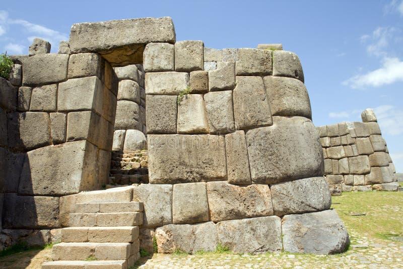 Inca Ruins stock images