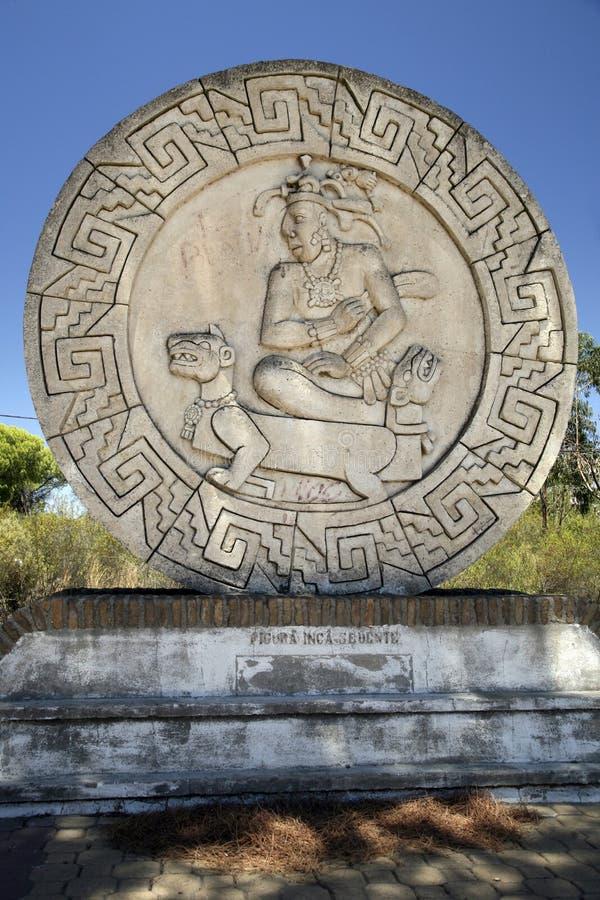 Download Inca shield stock image. Image of peru, cougar, inca, tribe - 4053155