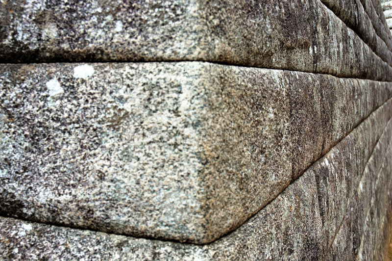 Download Inca Stone Wall stock photo. Image of structure, amazing - 3305360