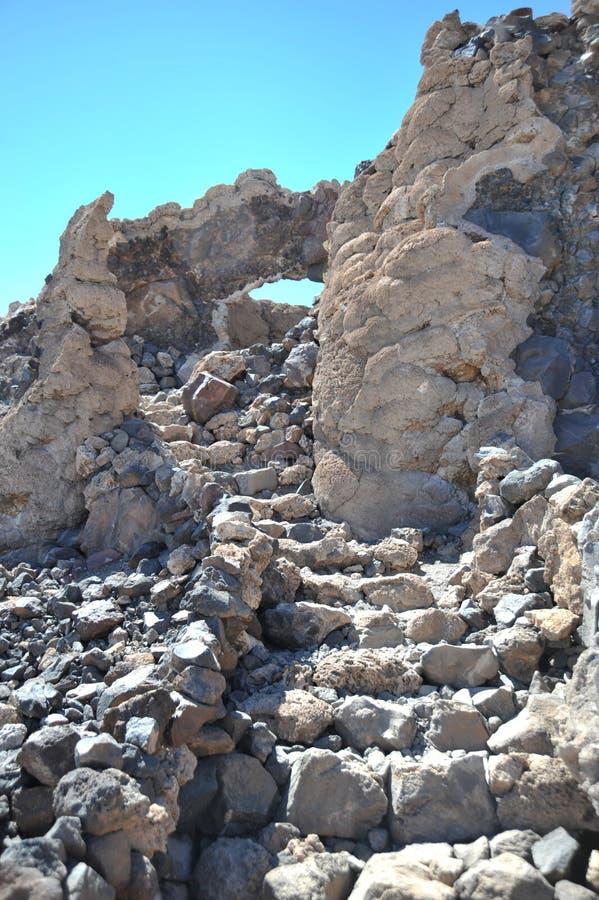 Inca Wasi острова - остров кактуса стоковая фотография rf