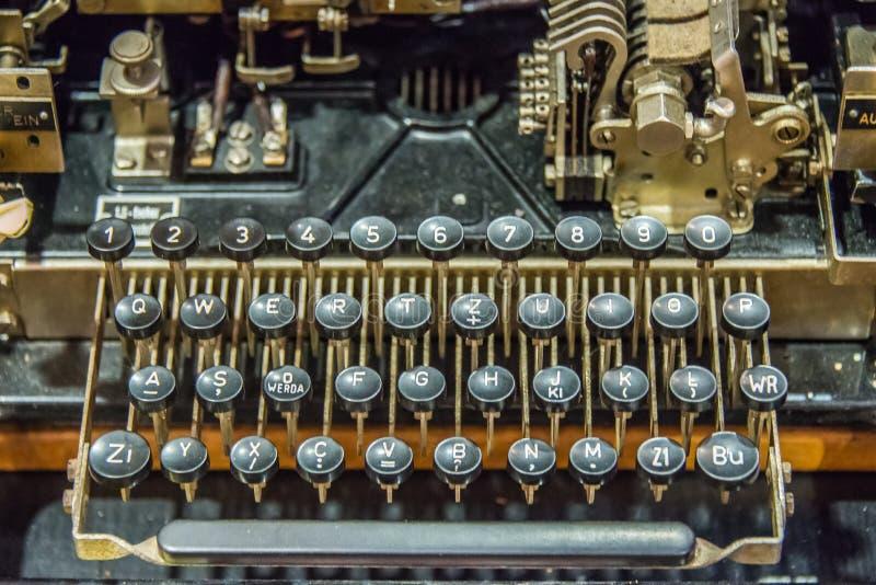 Incandescência do close up das microplaquetas do cartão-matriz do computador imagens de stock