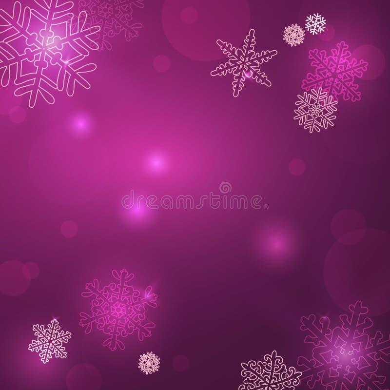Incandescenza festiva Partito di notte Fondo festivo luminoso con le luci royalty illustrazione gratis