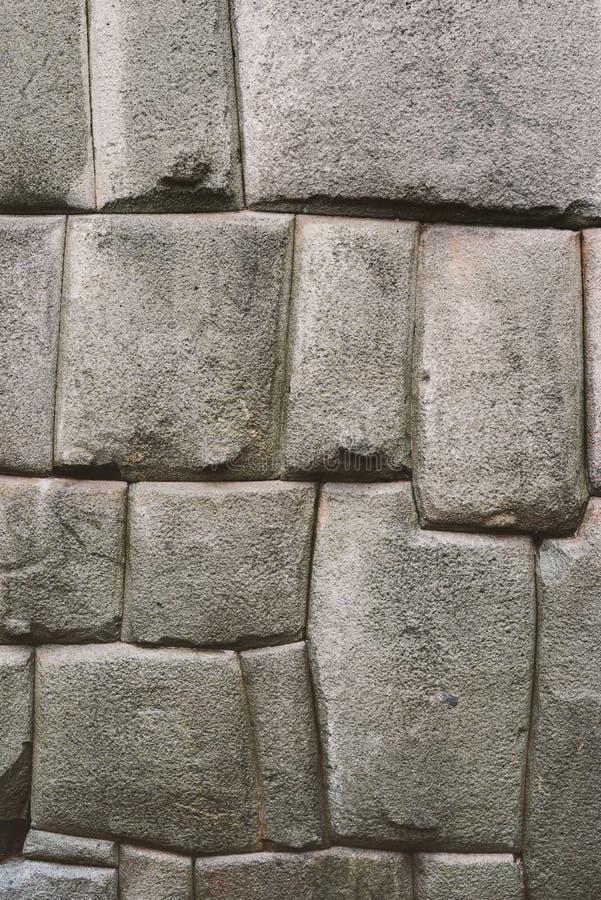 Incas piwnicy kamienie obrazy stock