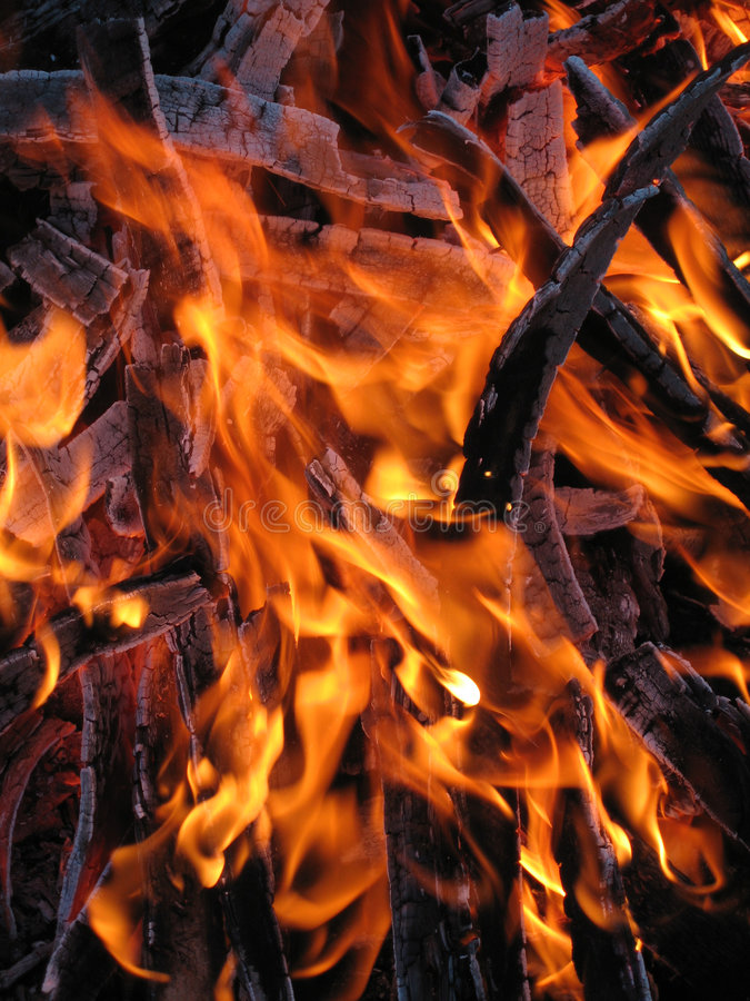 Incendie 06 images stock