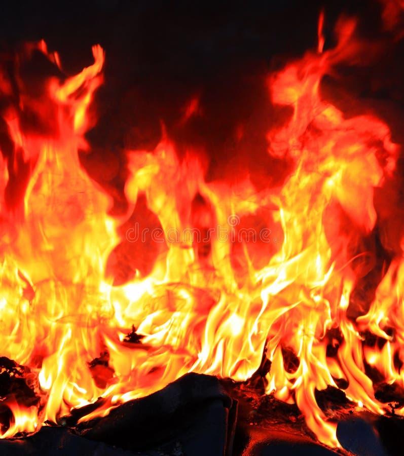 Incendie images libres de droits