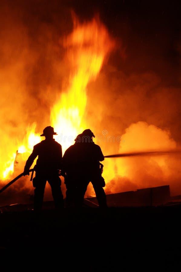 Incendie de Chambre images stock