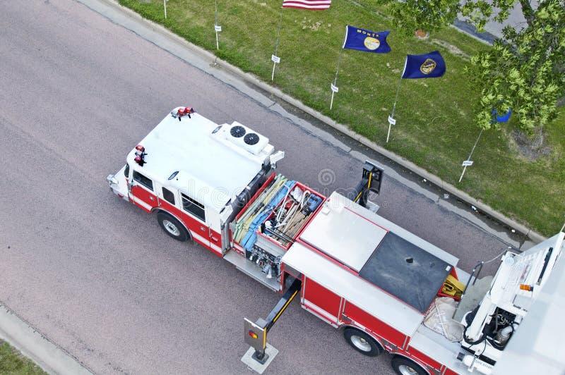 Download Incendie et sauvetage photo stock. Image du infirmier, incendie - 295974
