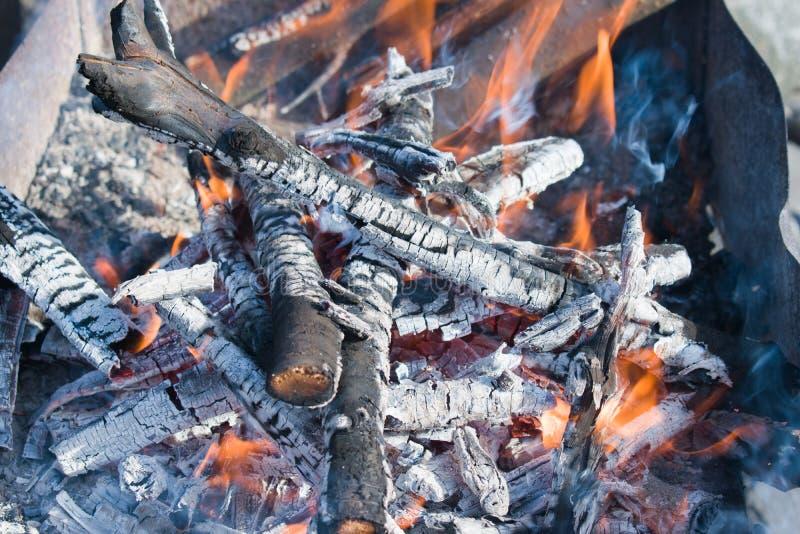 Incendie image stock