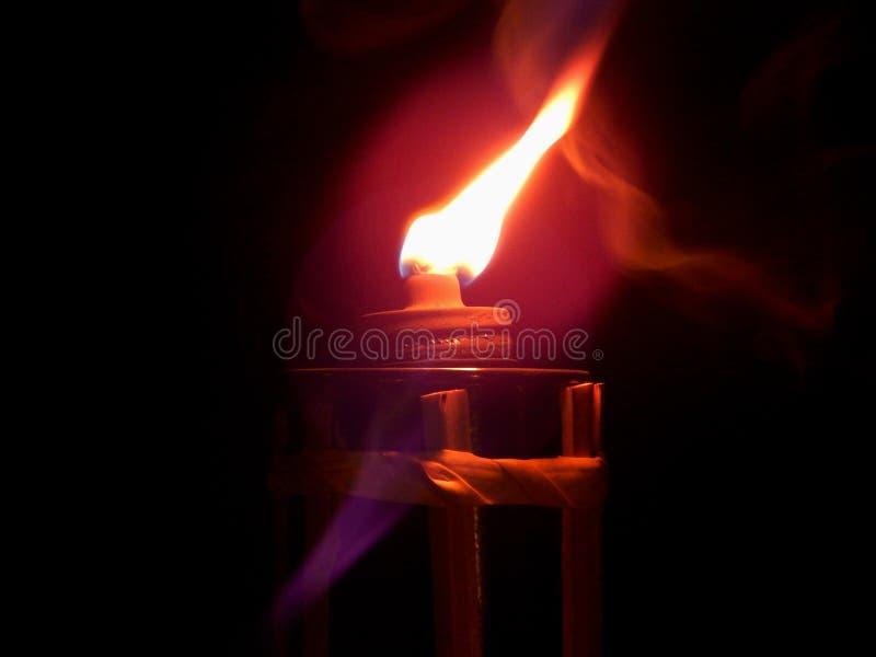 incendiez image stock