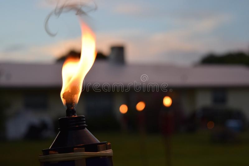 incendiez photographie stock libre de droits