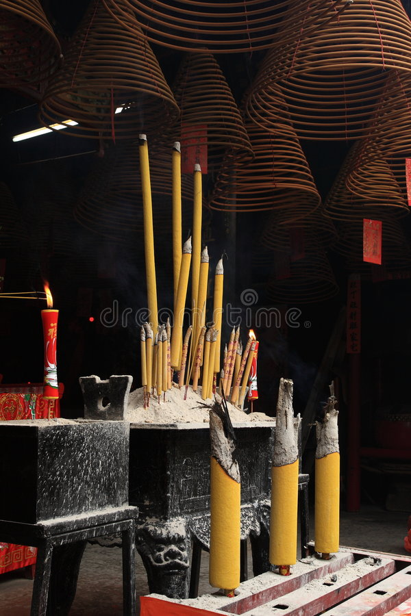Download Incense Royalty Free Stock Images - Image: 4286649