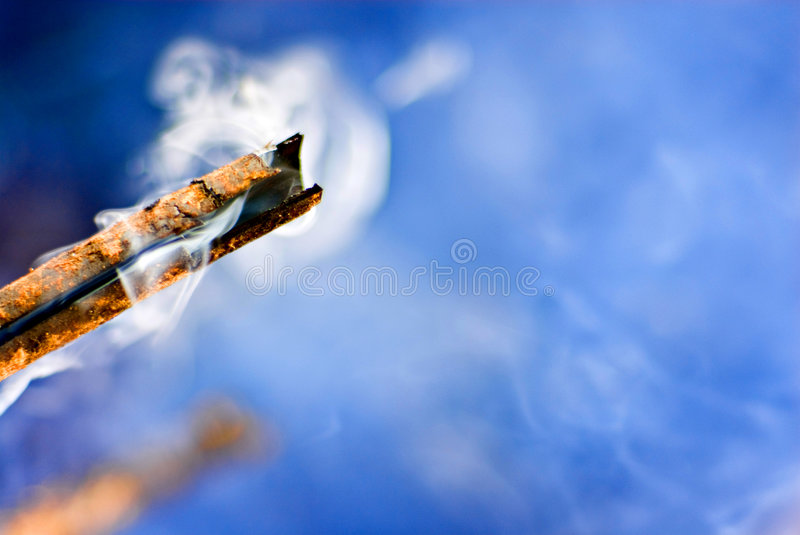 Download Incense Background stock photo. Image of wispy, stick - 5546772