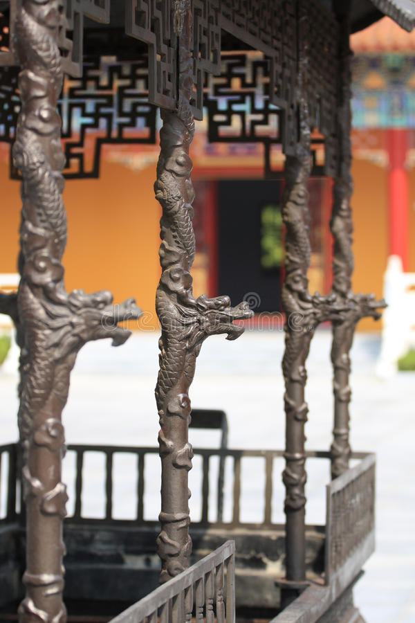 Download Incense burner stock photo. Image of temple, scenery - 10825906