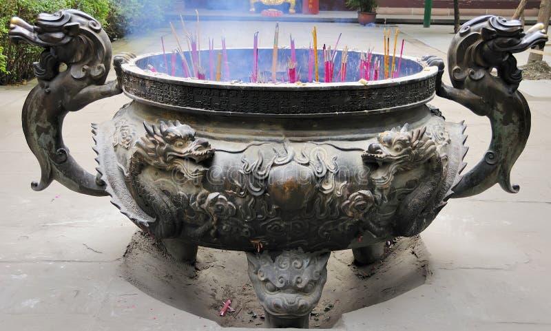 Download Incense burner stock photo. Image of architecture, buddha - 24264050