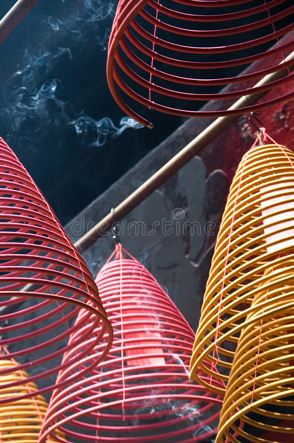 Download Incense Coils Stock Photos - Image: 2655333