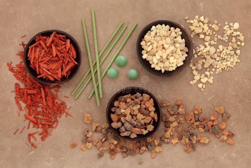 Download Incense Selection stock image. Image of myrrh, spiritual - 36398287