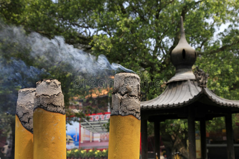 Download Incense smoke stock image. Image of sticks, conceptual - 36566297