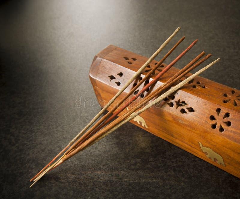 Incense Sticks royalty free stock image