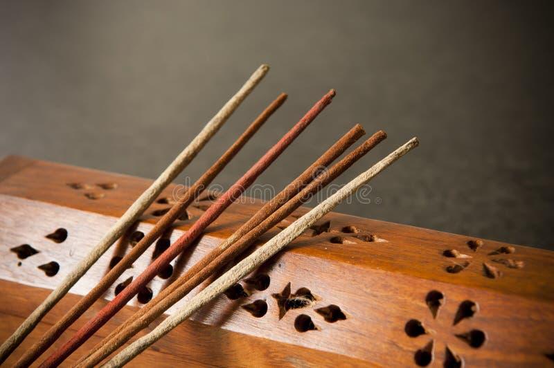 Download Incense Sticks stock photo. Image of accessories, cone - 16555880