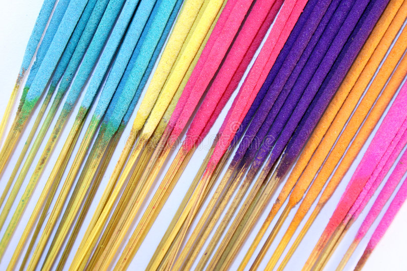 Incense Sticks royalty free stock images